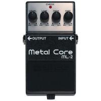 افکت گیتار الکتریک باس دست دوم و کار کرده Boss ML-2 Metal Core