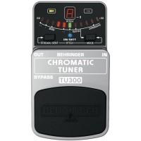 تیونر بهرینگر دست دوم و کار کرده Behringer TU300 Chromatic Guitar/Bass Tuner