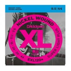 قیمت خرید فروش سیم گیتار الکتریک  Daddario EXL120+ Super Light Plus