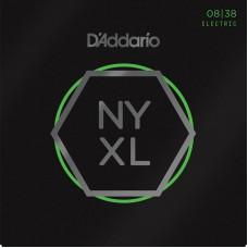 قیمت خرید فروش سیم گیتار الکتریک  Daddario NYXL 08-38