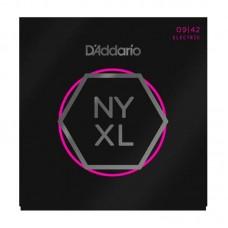 قیمت خرید فروش سیم گیتار الکتریک  Daddario NYXL 09-42