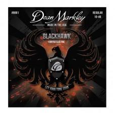 قیمت خرید فروش سیم گیتار الکتریک  Dean Markley Blackhawk Coated REG