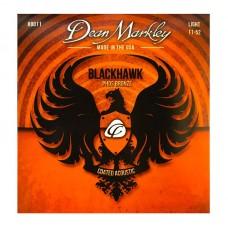 قیمت خرید فروش سیم گیتار آکوستیک Dean Markley Blackhawk Phos Bronze light