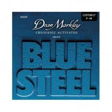 قیمت خرید فروش سیم گیتار الکتریک  Dean Markley Blue Steel Custom LT 2554