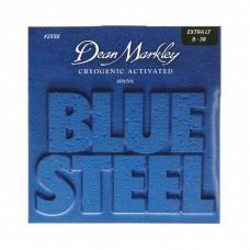قیمت خرید فروش سیم گیتار الکتریک  Dean Markley Blue Steel Extra LT 2550