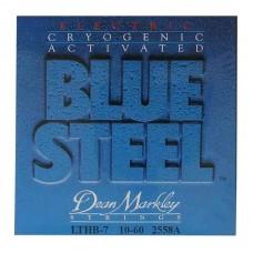 قیمت خرید فروش سیم گیتار الکتریک  Dean Markley Blue Steel LTHB7 2558A