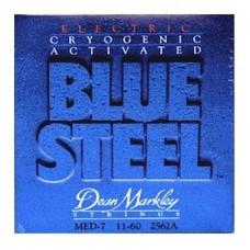 قیمت خرید فروش سیم گیتار الکتریک  Dean Markley Blue Steel Med7 2562A