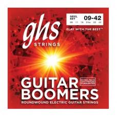قیمت خرید فروش سیم گیتار الکتریک  ghs Boomers 9 42