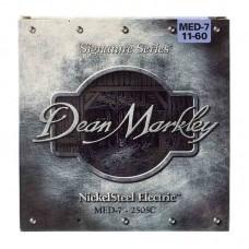قیمت خرید فروش سیم گیتار الکتریک  Dean Markley Med7 2505C