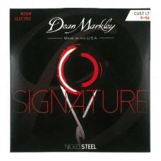 قیمت خرید فروش سیم گیتار الکتریک  Dean Markley Signature Nickel Steel CUST LT