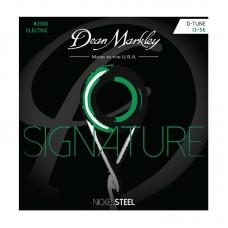قیمت خرید فروش سیم گیتار الکتریک  Dean Markley Signature Nickel Steel D-TUNE