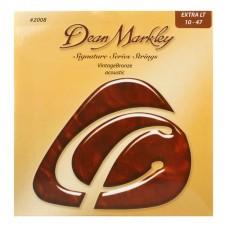 قیمت خرید فروش سیم گیتار آکوستیک Dean Markley Vintage Bronze XL