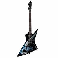 گیتار الکتریک دین دست دوم و کار کرده Dean Dave Mustaine ZERO Angel of Deth