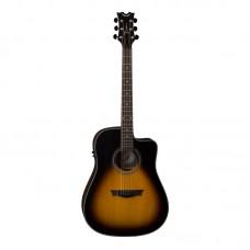 قیمت خرید فروش گیتار آکوستیک  Dean ST Augustine Solid Wood Dread CAW TSBS