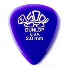 قیمت خرید فروش پیک گیتار Dunlop Delrin 500 2.0mm