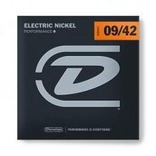 قیمت خرید فروش سیم گیتار الکتریک  Dunlop Nickel 9-42