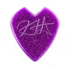 قیمت خرید فروش پیک گیتار Dunlop Kirk Hammett Purple Sparkle Jazz III