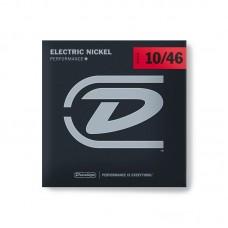 قیمت خرید فروش سیم گیتار الکتریک  Dunlop Nickel 10-46