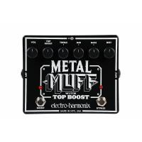 افکت گیتار الکتریک الکترو هارمونیکس دست دوم و کار کرده Electro Harmonix Metal Muff