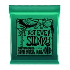 قیمت خرید فروش سیم گیتار الکتریک   Ernie Ball Not Even Slinky 12-56