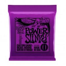 قیمت خرید فروش سیم گیتار الکتریک  Ernie Ball Power Slinky 11-48