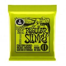 قیمت خرید فروش سیم گیتار الکتریک   Ernie Ball Power Slinky 10-46 3Sets