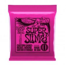 قیمت خرید فروش سیم گیتار الکتریک  ErnieBall Super Slinky 9-42
