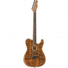 قیمت خرید فروش گیتار آکوستیک Fender American Acoustasonic Telecaster KO