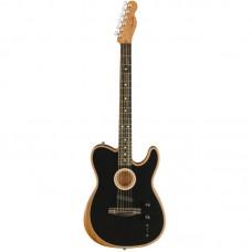 قیمت خرید فروش گیتار آکوستیک Fender American Acoustasonic Telecaster BK