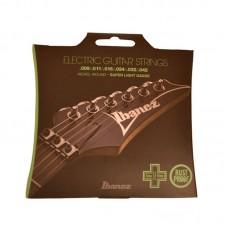 قیمت خرید فروش سیم گیتار الکتریک  Ibanez Super Light 9-42