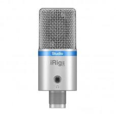 قیمت خرید فروش میکروفون IK Multimedia Irig Mic Studio Silver