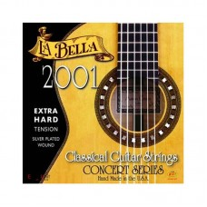 قیمت خرید فروش سیم گیتار کلاسیک LaBella 2001 Hard Tension
