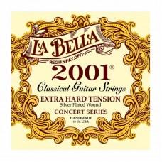 قیمت خرید فروش سیم گیتار کلاسیک Labella 2001 Extra Hard Tension