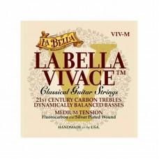 قیمت خرید فروش سیم گیتار کلاسیک LaBella Vivace Medium Tension