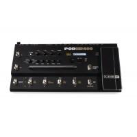 افکت گیتار الکتریک لاین 6 دست دوم و کار کرده Line 6 POD HD300