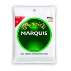 قیمت خرید فروش سیم گیتار آکوستیک Martin M1100 12-54