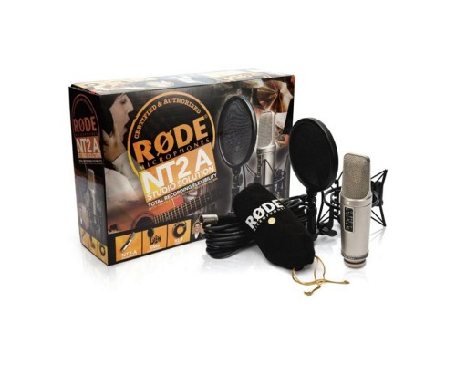 قیمت خرید فروش میکروفون Rode NT2-A Package