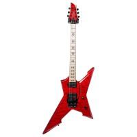گیتار الکتریک شکتر دست دوم و کار کرده Schecter Jeff Loomis Cygnus JLX-1 FR