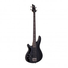 قیمت خرید فروش گیتار باس Schecter Omen 4 LH Gloss Black