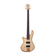قیمت خرید فروش گیتار باس Schecter Stiletto 4 Session LH Nat