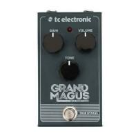 افکت گیتار الکتریک تی سی الکترونیک دست دوم و کار کرده Tc Electronic Grand Magus Distortion
