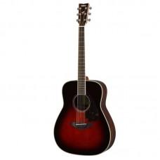 قیمت خرید فروش گیتار آکوستیک Yamaha FG830-TBS