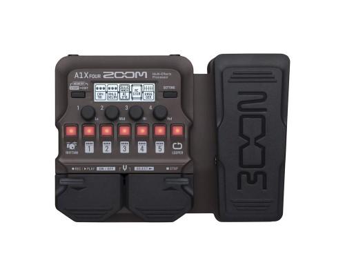 قیمت خرید فروش افکت گیتار آکوستیک Zoom A1X FOUR