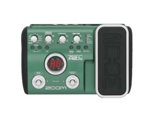 قیمت خرید فروش افکت گیتار آکوستیک Zoom A2.1u