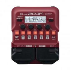 قیمت خرید فروش افکت گیتار باس Zoom B1 FOUR
