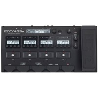 افکت گیتار الکتریک زوم دست دوم و کار کرده Zoom G5n
