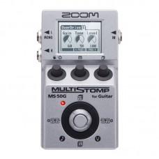 قیمت خرید فروش افکت گیتار الکتریک Zoom MS50G